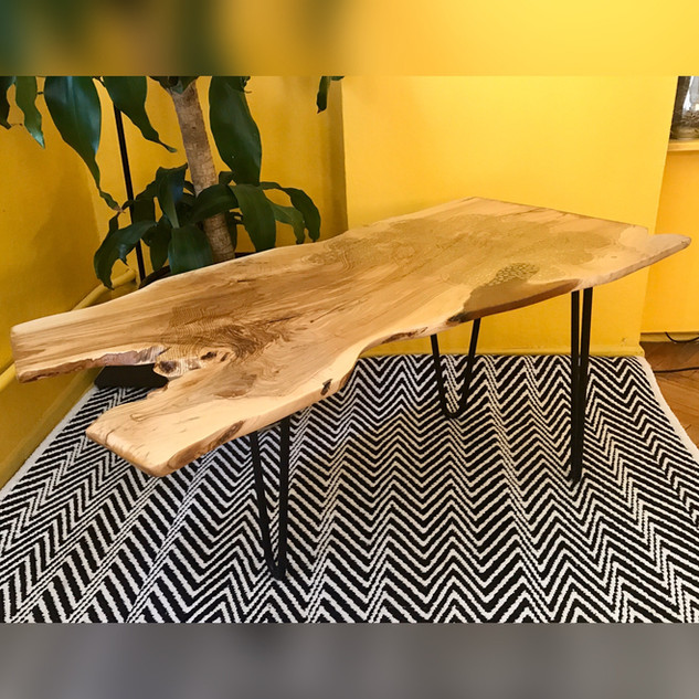 Olive wood table_1