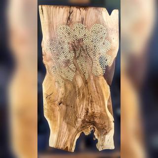 Olive wood table_1