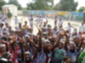Pre-School - Gunjur Gambia