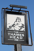 The Thames Head Inn Sign