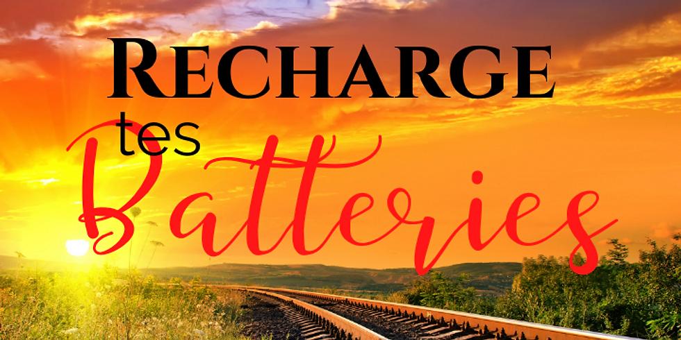 Recharge Tes Batteries