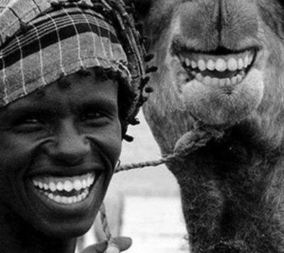 Un sourire augmente ton énergie vitale et celle de ceux qui t'entourent