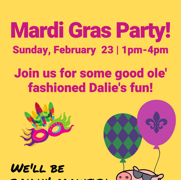 2020 MardiGras Party