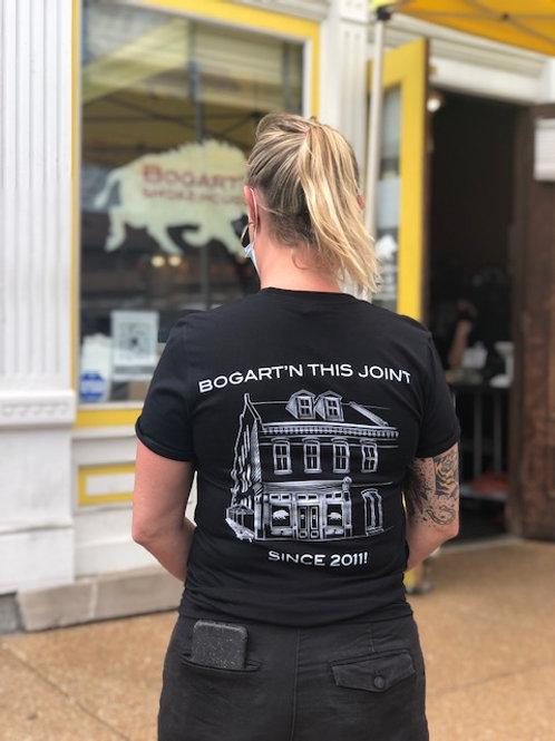 Bogart's 10th Anniversary T-Shirt (Women's)