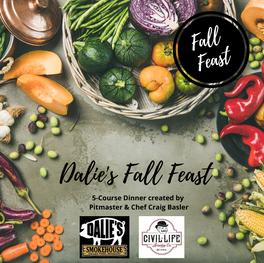 Dalie's Fall Feast
