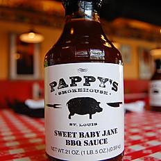 Sweet Baby Jane BBQ Sauce