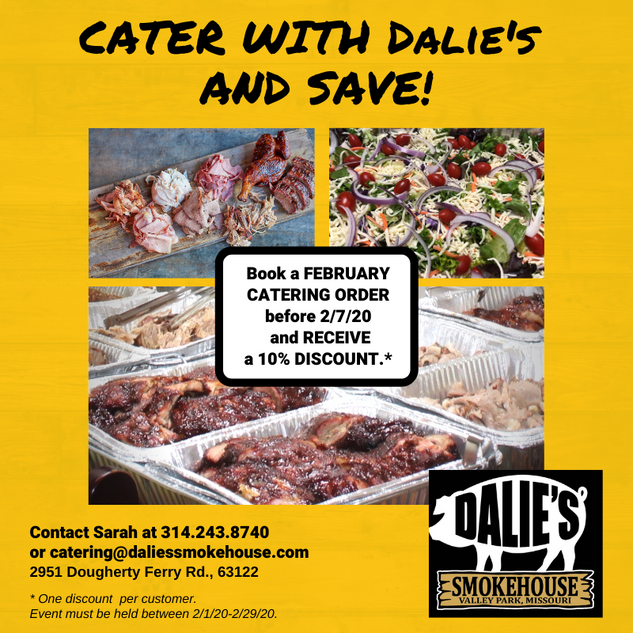 Catering Promotion