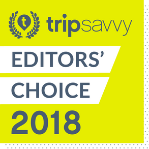 tripsavvy Editors' Choice Award