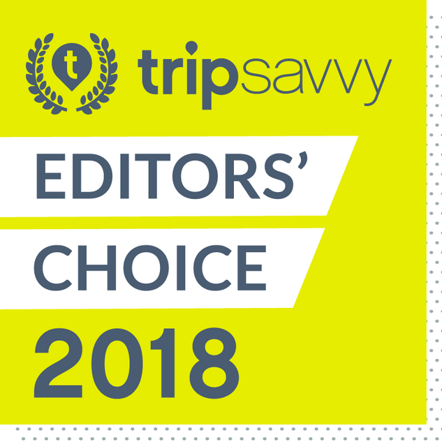 tripsavvy Editors' Choice Award