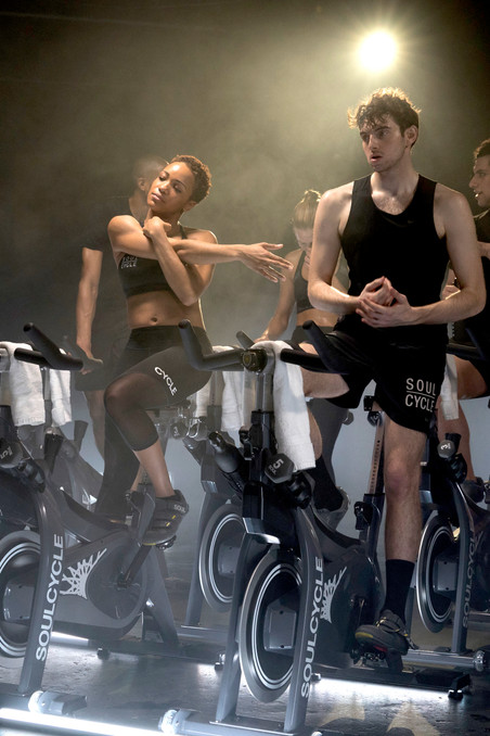 by Timothy Smith for SoulCycle