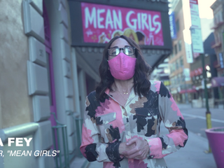 VIDEO: Ellyn Marsh as Tina Fey, Jay Armstrong Johnson, Gerald Caesar and More Take on MEAN GIRLS in
