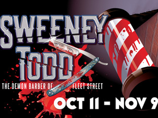 SWEENEY TODD Comes To Arizona Broadway Theatre