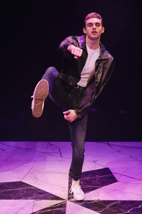 GREASE at The Mac-Haydn Theatre - Photography by Ann Kielbasa