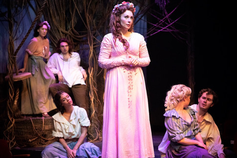 CAMELOT at The Mac-Haydn Theatre