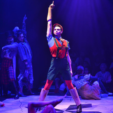 THE PINOCCHIO SHOW at The Mac-Haydn Theatre