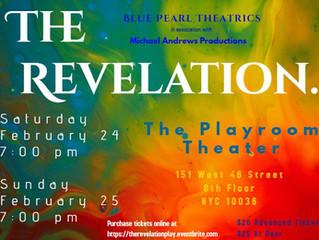 The Revelation - Blue Pearl Theatrics