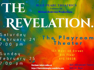 The Revelation - Blue Pearl Theatrics