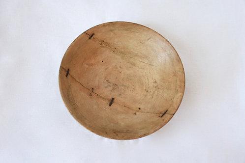 木製皿 イタリア(パビア)