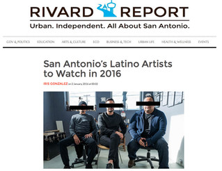 San Antonio's Latino Artists to Watch in 2016