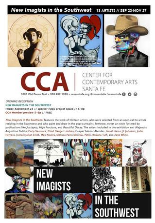 CCA New Imagist in The Southwest  September 23, 2016