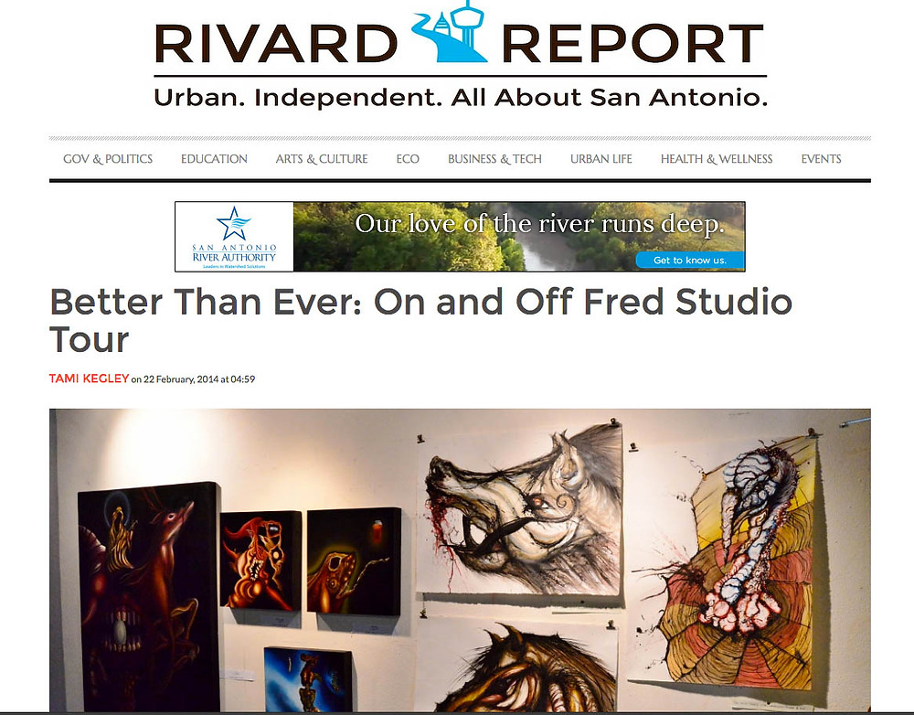 Better Than Ever: On and Off Fred Studio Tour, Tami Kegley