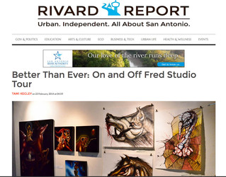Better Than Ever: On and Off Fred Studio Tour