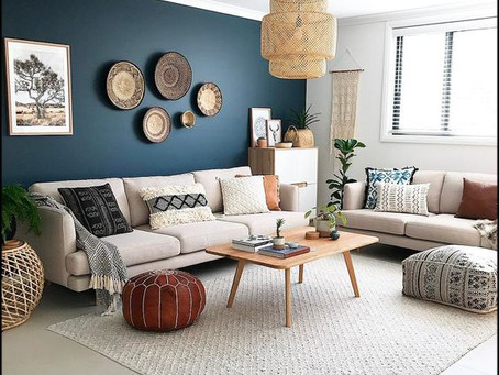 Quick and easy ways to spruce up your living room