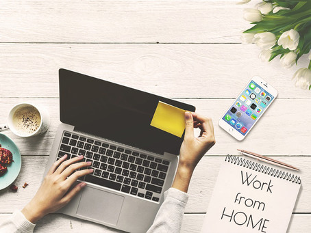 """""""WORK FROM HOME SETUP"""" essentials!"""