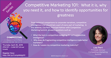 Competitive Marketing 101