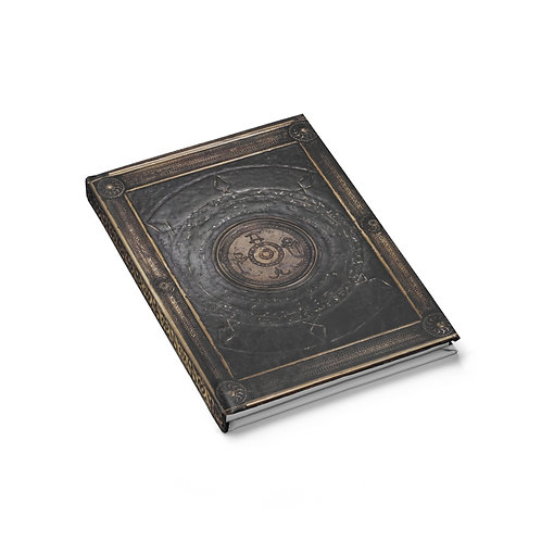 The Book of Cagliostro Ruled Journal
