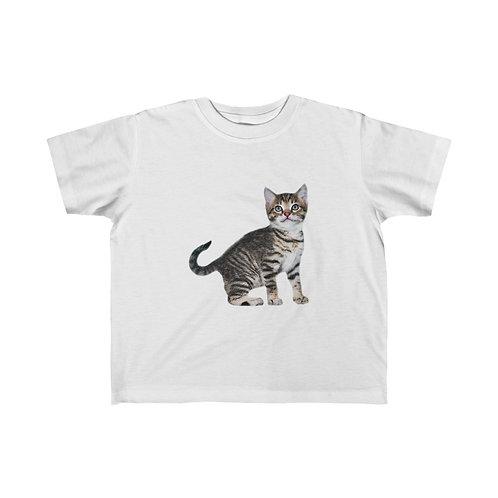 Tony Stark's Kitten Toddler's Shirt