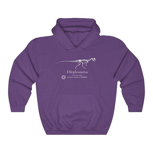 Dilophosaurus Cal Academy of Sciences Fundraiser Sweatshirt