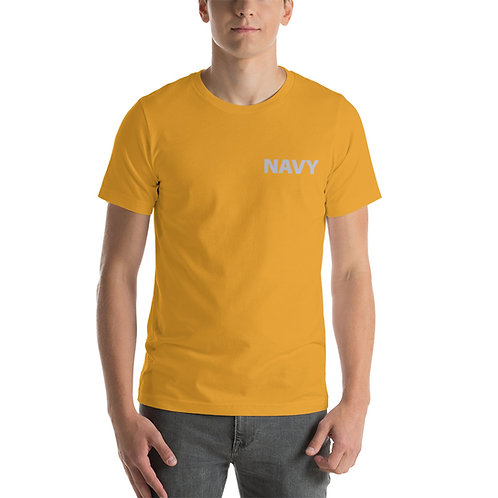 United States Navy Unisex PT Shirt