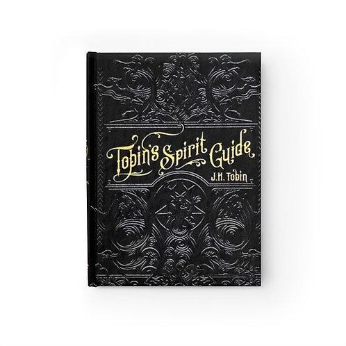 Tobin's  Spirit Guide Ruled Journal