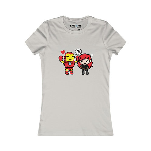 Custom Widow & Stark Women's Graphic Tee