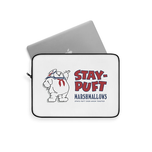 Stay Puft Marshmallows Laptop Sleeve