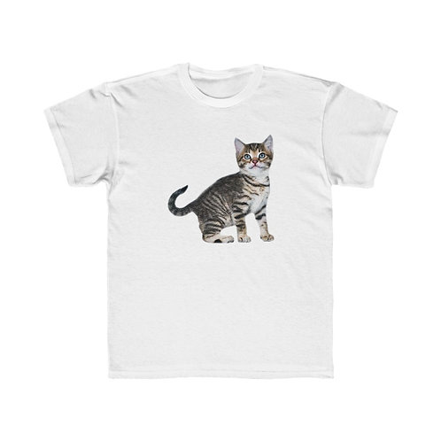 Copy of Copy of Tony Stark's Kitten Youth Shirt