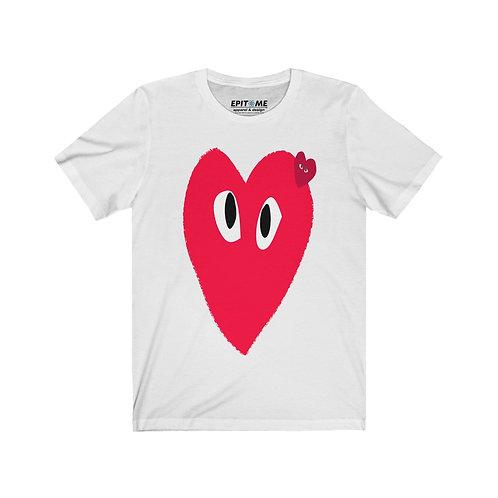 RDJ's CDG Hearts Shirt