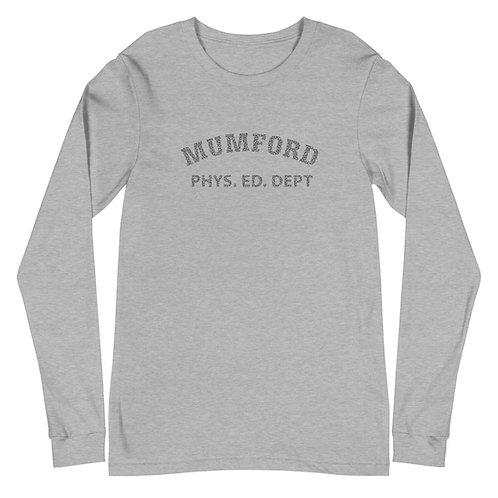 Axel Foley's Mumford Phys. Ed. Dept Shirt