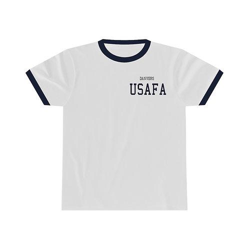 Carol Danvers US Air Force Academy Unisex Shirt