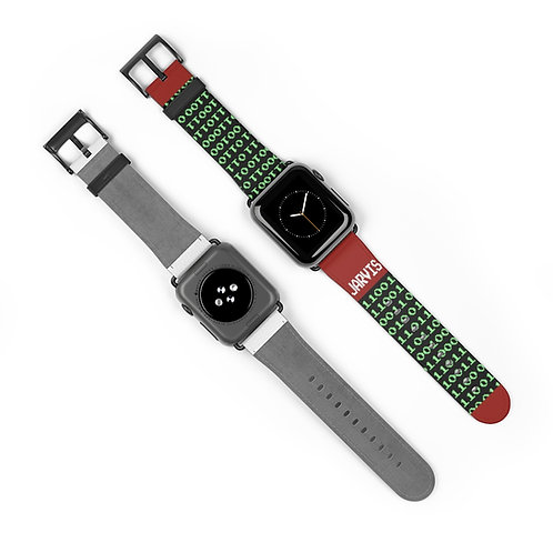 J.A.R.V.I.S. Christmas Stocking Apple Watch Band