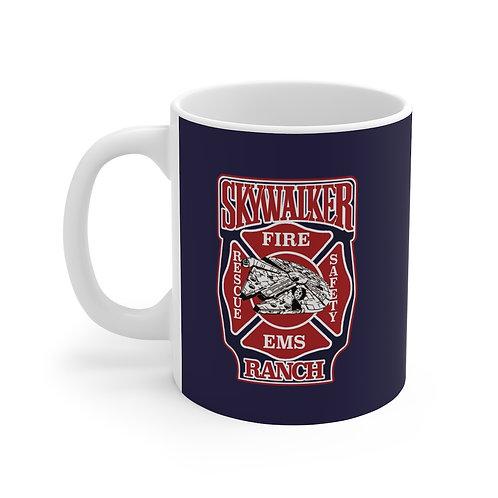 Skywalker Fire Dept. 11oz Mug