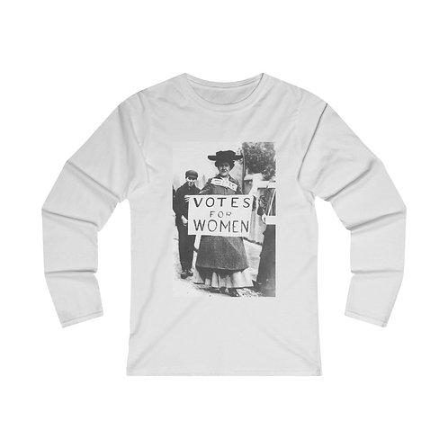 MJ's Women's Suffrage  Long Sleeve Shirt