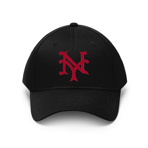 NY Unisex Twill Hat