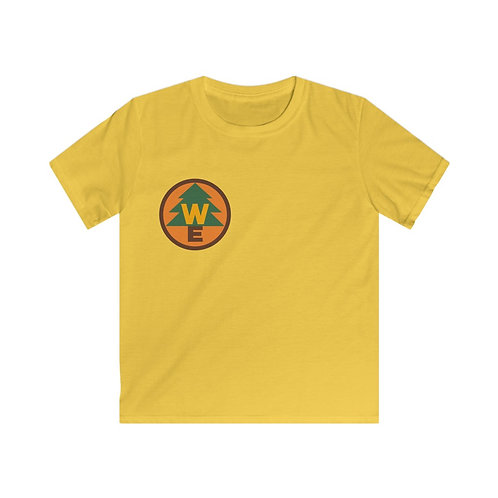 Russell's Wilderness Explorers Kids Softstyle Tee