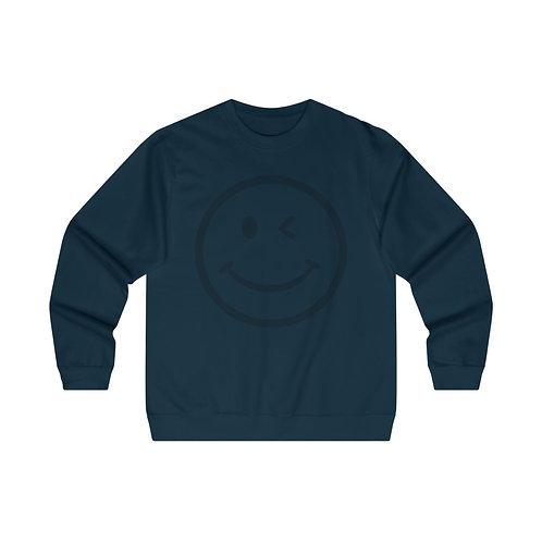 Tony Stark's Smiley Sweatshirt