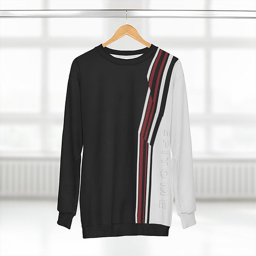 RDJ Striped Sweatshirt