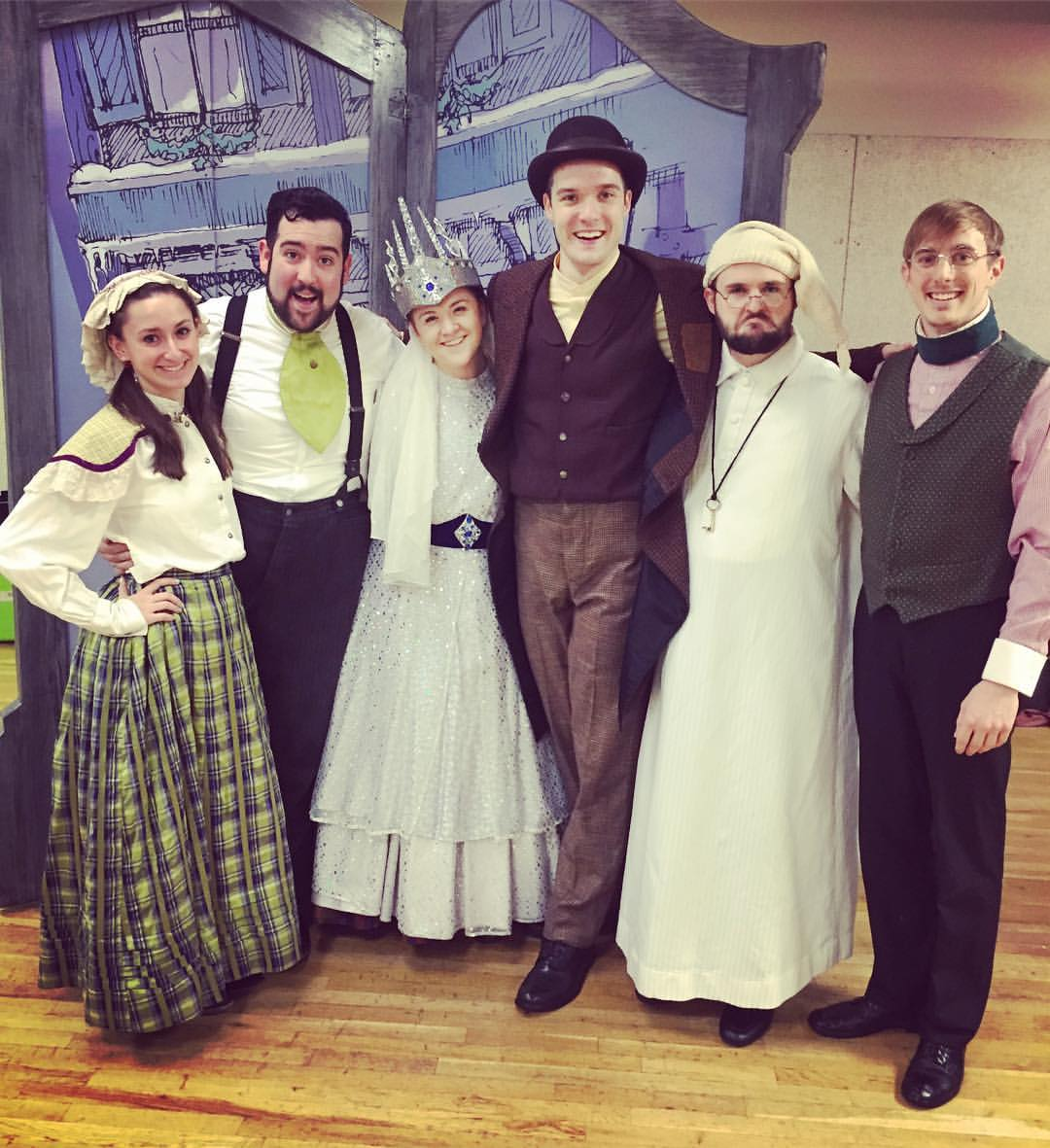 A Christmas Carol, National Tour