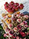 svatební donuty od donuterie