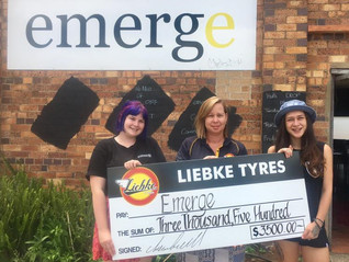 Assisting the local youth - Emerge